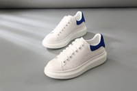 nouvelle mode de chaussures achat en gros de-2019 Desinger New Casual Chaussures Casual Paris Queens Hommes Mode Designer Sneakers Street Footwear Robe Chaussure Tennis