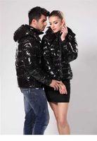 casacos de mulher quente venda por atacado-HOT! Frace Marca Homens Mulheres Casual jaqueta MAYA Baixo Coats Mens Outdoor Fur Collar vestido de penas Blusão Casaco de Inverno outwear S- 3XL
