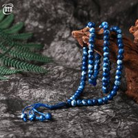 бисер ближний восток оптовых-8mm Middle East  Bracelets Tassel Pendant 99 Prayer  Islamic Muslim Tasbih Mohammed Rosary For Women Men