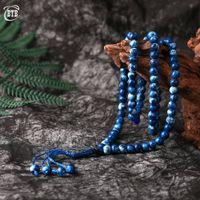 perles moyen orient achat en gros de-8mm Moyen-Orient Perles Bracelets Tassel Pendentif 99 Prière Perles Islamique Musulman Tasbih Mohammed Chapelet Pour Femmes Hommes