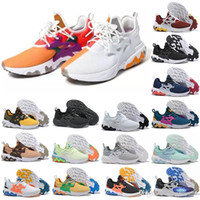 Wholesale round panda for sale - Group buy 2019 New React Presto Womens Mens Casual Shoes Dharma Witness Protection Tropical Drinks Brutal Honey Lightning Rabid Panda Breezy Thursday