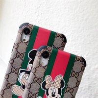 Wholesale one x case online – custom One Piece Luxury phone case For iPhone S P X XS fashion Cartoon characters with anti fall Designer phone case back cover