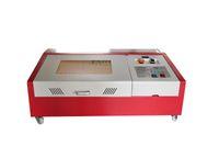 gravar máquina gravura laser venda por atacado-40W CO2 USB Laser Engraving máquina de corte 300x200mm gravador cortador de madeira trabalhando promoção Crafts-para agosto ++ 4 rodadas