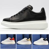 ingrosso uomini di scarpe da partito di marca-Nike air max McQueen jordan off white slipper red bottoms basketball men vepormax vansmoda di lusso piatto scarpe casual piattaforma di cuoio bianco scarpe da sposa taglia