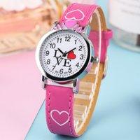 mira a las chicas amar al por mayor-Reloj especial con patrón de