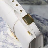 classic fashion shoulder bags three-dimensional embossed letter handbag clamshell golden lock diagonal bag