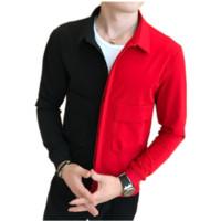 Vente veste rouge homme