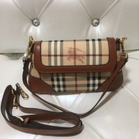 Wholesale newest design fashion shoulder bags resale online - 2019 Newest Fashion Shoulder Bags Exquisite And Brand Quality Original Design Bags Classical Style