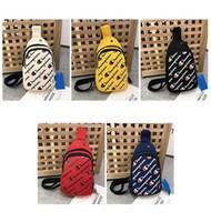 elmas çanta deri çanta toptan satış-Unisex tasarımcı Adam çanta Şampiyonlar Göğüs Bel Çantası Kadın Crossbody Fanny Paketi Kemer Kayışı Çanta Omuz Çantaları Seyahat Spor Çanta 2019 C6308