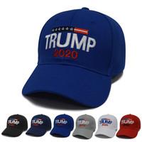 Wholesale men sun hats caps for sale - Group buy Fashion Trump Baseball Hat Summer Woman Outdoor Travel Sun Hat Men Causal Sport Camping Sunshade Cap TTA1087