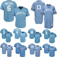 Wholesale turning clock resale online - Kansas Men s City Royals Jerseys Bret Saberhagen George Brett Alex Gordon Turn Back the Clock Cooperstown Collection Baseball Jersey