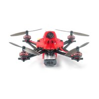 ingrosso micro macchina fotografica fpv-Happymodel Sailfly-X 105mm Crazybee F4 PRO 2-3S Micro FPV Racing Drone PNP BNF con 25mW VTX 700TVL Camera DIY Multicopter