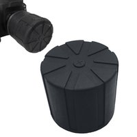 Wholesale dust cover camera resale online - Silicone Protector Lens Cover Cap For DSLR Camera Waterproof Anti Dust Universal Camera Cover