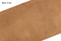 Wholesale Brown Steering Wheel Cover Leather Buy Cheap Brown