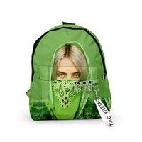 Hitman Reborn T-Shirt Casual Backpack Fashion Backpack Printed Sports Daypack Canvas Backpack Travel Bag