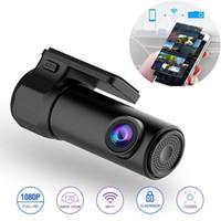 Wholesale car dvr resale online - ONEWELL Dash Cam Mini WIFI Car DVR Camera Digital Registrar Video Recorder DashCam Auto Camcorder Wireless DVR APP Monitor