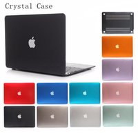 Wholesale macbook covers 13 inch resale online - Clear Transparent Macbook Crystal Case For Apple Macbook Air Pro Retina inch Laptop Cover