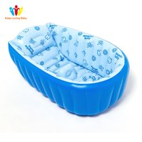 Wholesale swimming pool toys for kids resale online - Ground Baby swimming pool inflatable pool for kids child summer water Fun Toys Kids Swimming
