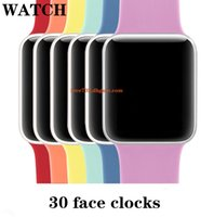 Wholesale goophone silver online – custom Wireless Charging Goophone Watch IP67 Waterproof Smart Watch mm Heart Rate Blood Pressure MTK2503AVE for iPhone Pro Max S10
