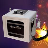 ingrosso cura della macchina dell'ossigeno-Beauty Equipment Factory Prezzo 2 in 1 Hydro Dermabrasion Water Oxygen Jet Peel Beauty Machine per la cura della pelle Pulizia profonda del viso di ossigeno