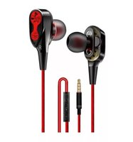 Wholesale circle stereo resale online - Kernel Double Action Circle Headset Pleasant To The Ear Type Serious Bass Headset Drive by wire Hifi Computer Mobile Phone General Purpose
