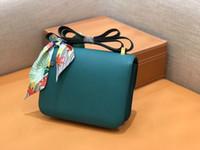 Wholesale small handmade bags resale online - Designer Luxury Handbag Constance Wallet Shoulder Bag Messenger Bag Material Imported from Germany Top Epsom Calfskin All Handmade