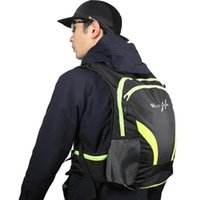 Wholesale outdoor riding backpack bicycle for sale - Group buy Outdoor Riding Backpack Polyester Cycling Hiking Shoulder Bag MTB Bicycle Riding Bag Climbing Water