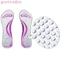 arco alto soporta gel al por mayor-Gel Pads ArchMetatarsal Support Plantillas de masaje para zapatos de tacón alto Sandalia
