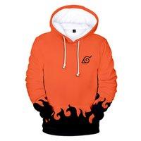 hoodie alaranjado branco venda por atacado-3D Impresso Hoodies Moletom Com Capuz Casuais Homens harajuku Hip Hop Streetwear Designer Branco Laranja Pullover Camisolas