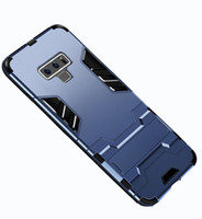 Wholesale m3 mobile resale online - For Samsung S10 mobile phone case note8 s7edge S6 m3 A4 all inclusive fall proof armor creative support protective cover