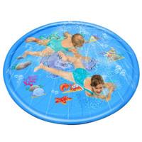 ingrosso tappetini da gioco per bambini esterni-Splash Play Mat 68