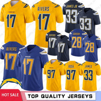camisetas demarco murray al por mayor-17 Philip Rivers, jerseys de Los Ángeles 99 97 Joey Bosa cargador 33 Derwin James Gordon 28 Titan 8 Marcus Mariota 29 Demarco Murray