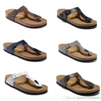 651ffe788b17 hot 2019 Gizeh slippers Man and woman Open Toe Sandals