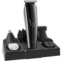 Wholesale waterproof shavers men for sale - Group buy Man In Electric Shaver Waterproof Men Razor Rechargable Blade Nose Hair Trimmer Shaving Machine For Men Razors Shavers