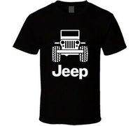 ingrosso auto hip hop-Maglietta hip hop Mens Tee Car Off Road 4x4 Hip hop Regalo di moda Nuovo dagli Stati Uniti