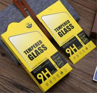 Wholesale iphone s for free for sale – best 9H Tempered Glass Film Screen Protector mm Darc edg for iPhone XS MAS XR S plus with paper retail box DHL free
