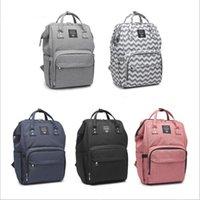 moda asma tulumları toptan satış-Mumya Bezi Çanta Bezleri Çanta Organizatör Doğum Sırt Desinger Desinger Hangbags Moda Hemşirelik Çantası Açık Seyahat Çantaları Değişen Çanta B4367