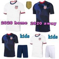 Wholesale kids world soccer jerseys for sale - Group buy 20 World cup Lavelle Soccer Jersey home away Shirt Kids men Shirt KRIEGERL LLOYD HEATH RIPINOE Football Uniform