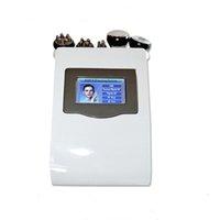 cavitação de ultra-som rf venda por atacado-Máquina de ultrassom cavitação RF vácuo para uso doméstico de salão de beleza
