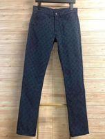 ingrosso caldo pantalone jeans donna-Jeans caldi dei jeans di alta qualità dei jeans di qualità superiore dei jeans di alta qualità degli uomini e delle donne di alta qualità dei jeans 19ss
