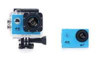 спортивный завод оптовых-2019 топ Factory Outlet 4K с Wi-Fi открытый водонепроницаемая камера спортивная SJ9000 спортивная камера бесплатная доставка