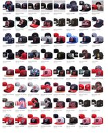Wholesale team snapbacks caps for sale - Group buy Personality Style Choice Baseball Snapback All Teams Basketball Snapbacks Caps Football Hats Hip Hop Sports Fashion Hats Caps