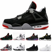 Wholesale black beige women shoes online - Designer Tattoo Singles Day s Mens women Raptors Basketball Shoes White Cement grey Black Red bred Pale Citron Sneakers Sports Shoes
