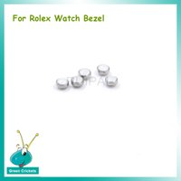Wholesale watch replacement parts online - Watch Bezel Luminous Pearl Replacement Parts Green Blue Luminescence Ceramics Watch Bezel parts for Rlx