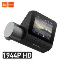 автомобильный видеорегистратор dvr оптовых-Xiaomi в 70mai тире Cam Pro смарт автомобильный видеорегистратор камера черточки 1944P WiFi камеры G-датчик ночного видения 140 широкоугольный автомобильный видеорегистратор