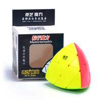 ingrosso cubo neo-QIYI Zongzi Cube Cool Magico Speed Toy Cubes Educational per Cubo Puzzle Neo Pyramid per bambini