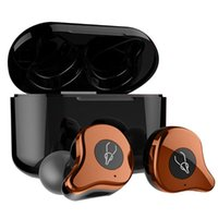 Wholesale faster bluetooth headset for sale - Group buy E12 TWS Bluetooth Wireless Headset HiFi Stereo Earbuds Sports Earphones With Fast Charging Case For Running