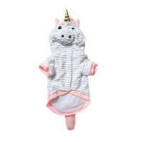 Wholesale christmas clothing for female dog resale online - Dog clothing with Blockbuster Christmas Halloween Unicorn Angel Pet Dog Transformations for Holidays for decorating and taking Photograph