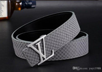 Wholesale male strap for women resale online - 2019 Luxury men and women Designer Belts Men High Quality Male genuine leather Business Casual H ermes Buckle Strap for