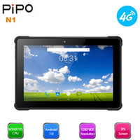Wholesale tablet quad core 2gb online - New PIPO N1 G Phablet Android MTK8735 Quad Core GB GB MP G GHz WiFi Tablet PC Dual Camera Micro HDMI Type C